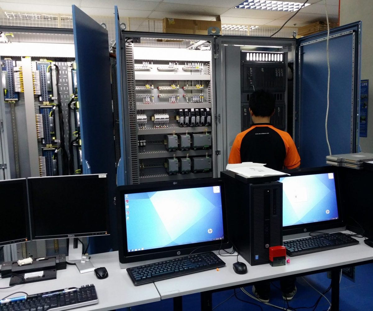 SRC System Upgrading Project