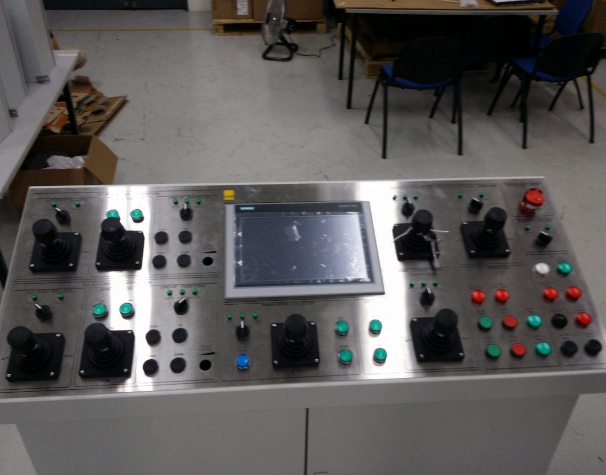 K101 Pipe Lay DJ Upgrade